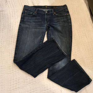 7 For All Mankind Flip Flop bootcut